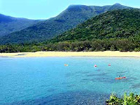 Cape Tribulation Kayaking