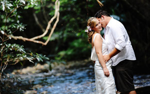 Daintree Rainforest Wedding