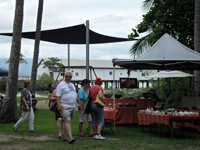 Port Douglas Sunday Markets by the beach